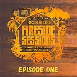 The Fireside Sessions (CD1)